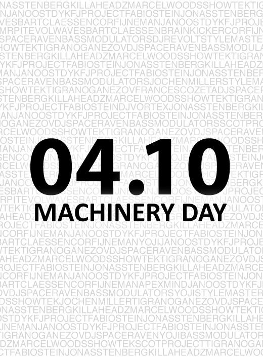 machineryday