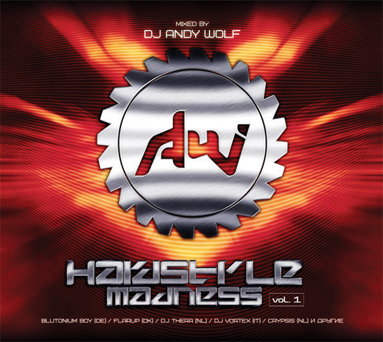 Hardstyle Madness vol.1