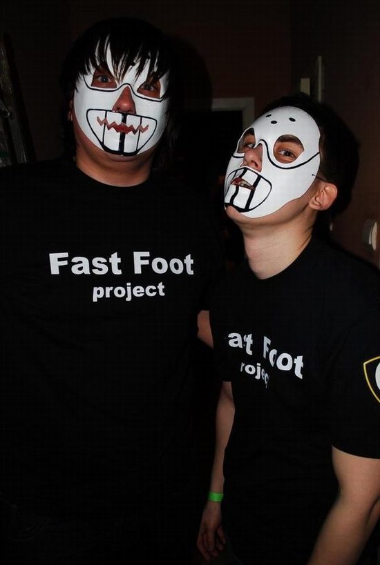 Fast Foot на Clubberry House