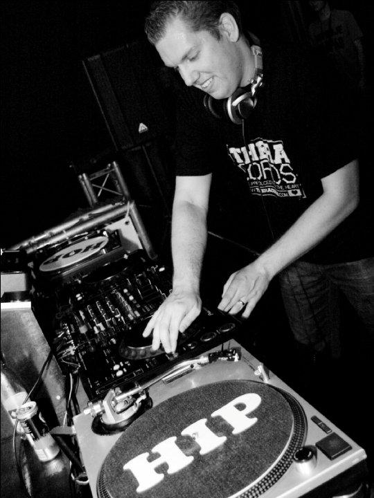 DJ Thera @ Clubberry Hard