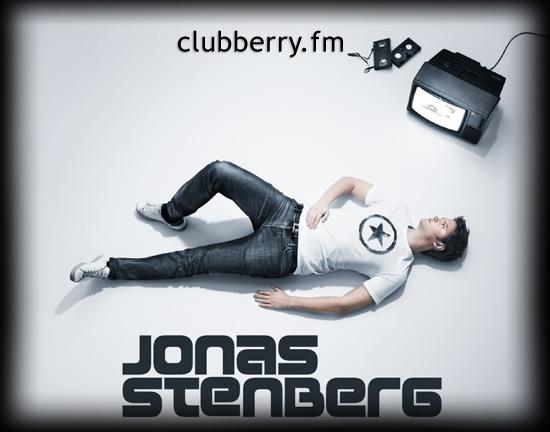 Радиошоу Jonas Stenberg на Clubberry Trance