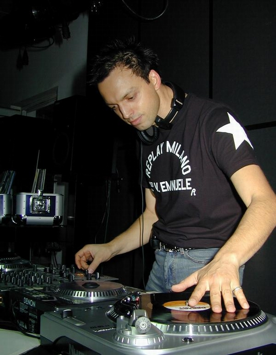 Veselin Tasev on Clubberry Trance