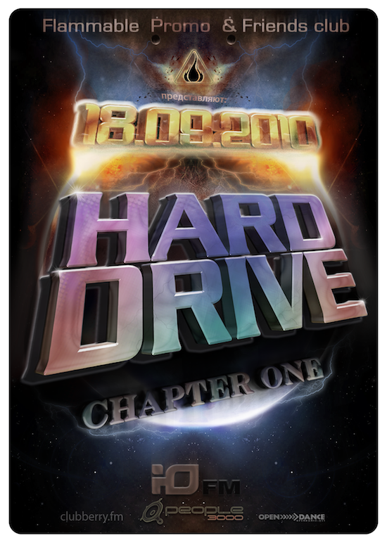 Hard Drive Chapter 1