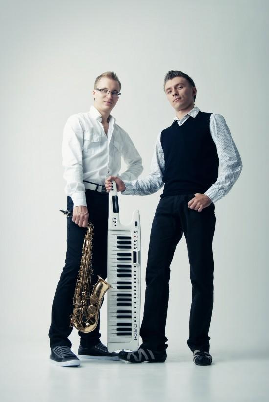Alex Astero & Evan Sax