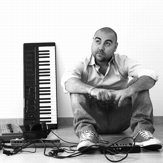Luca Lombardi on Clubberry Trance