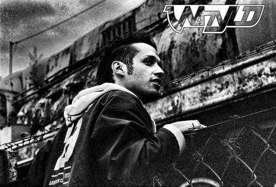 DJ Whyld - с 25 марта на Clubberry Hard