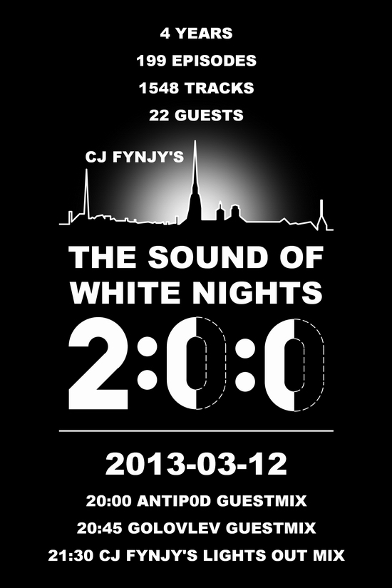 The Sound Of White Nights 200